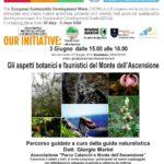ESDW - Ecoturismo per la Settimana Europea dello Sviluppo Sostenibile