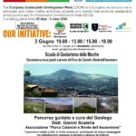 ESDW - Geoturismo per la Settimana Europea dello Sviluppo Sostenibile
