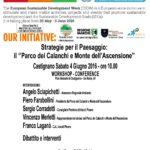 ESDW - Workshop per la Settimana Europea dello Sviluppo Sostenibile