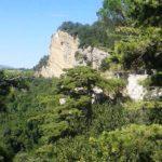 particolare del Monte Ascensione