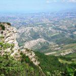 Vista dal Monte Ascensione