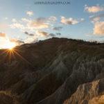Il Monte Ascensione e i suoi calanchi del piceno