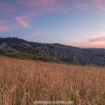 Monte Ascensine calanchi e grano