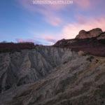 Monte Ascensione e calanchi