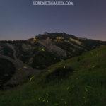 Monte Ascensione e lucciole