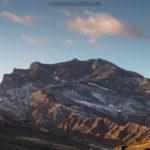 Monte Ascensione innevato