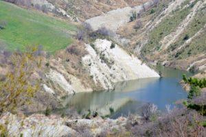 Foto del lago di Parchiano