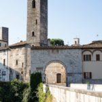 Ascoli Piceno porta solesta