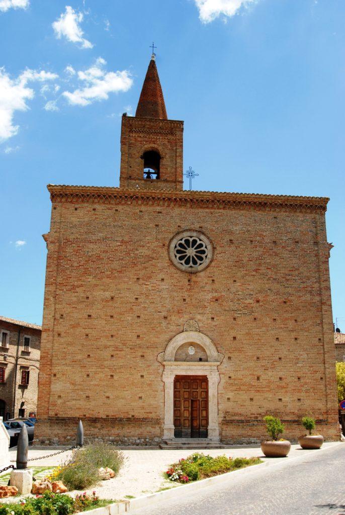 Chiesa San Giovanni Comune Appignano del Tronto