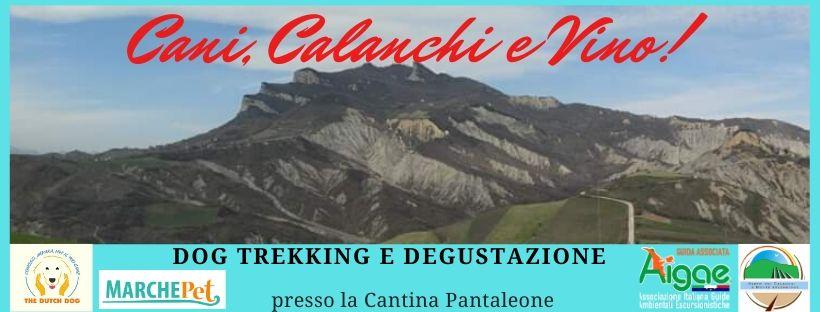 escursione cani-calanchi-vino